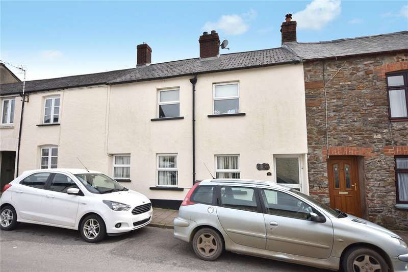 3 Bedrooms Terraced House for sale in Cooks Cross, South Molton, Devon, EX36