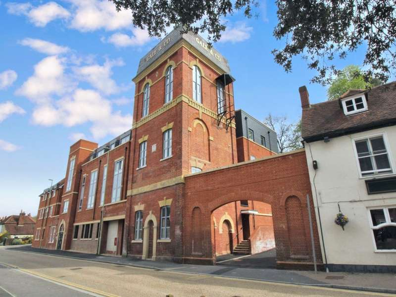 2 Bedrooms Apartment Flat for sale in The Old Brewery, London Road, Horndean, Waterlooville, PO8