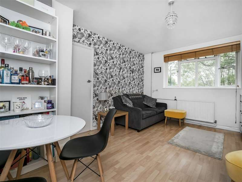 1 Bedroom Apartment Flat for sale in Harwood Court, Upper Richmond Road, Putney