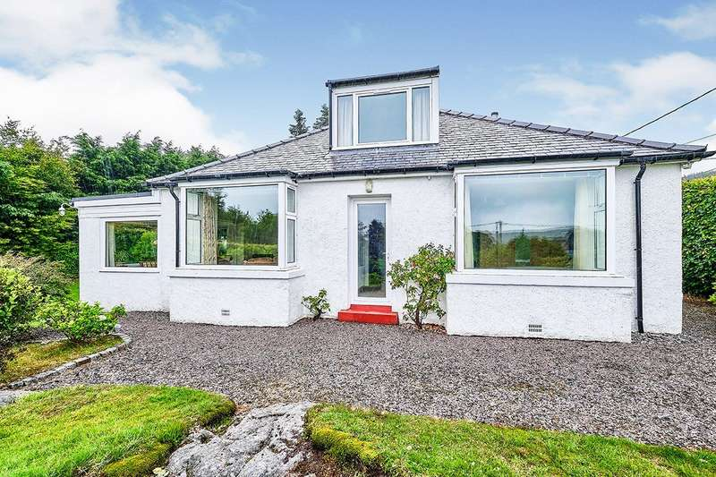 3 Bedrooms Detached Bungalow for sale in Kippford, Dalbeattie, Kirkcudbrightshire, DG5