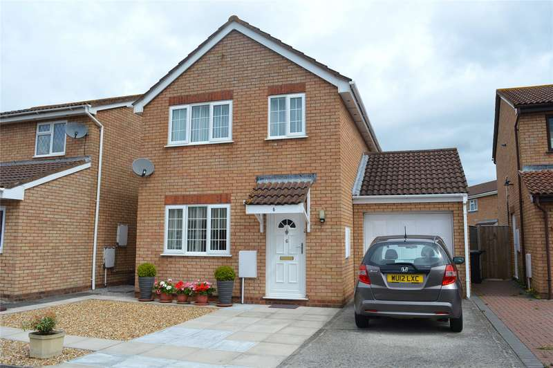 3 Bedrooms Detached House for sale in Corsham Drive, Burnham-on-Sea, Somerset, TA8