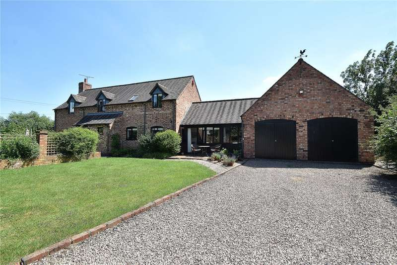 5 Bedrooms Detached House for sale in Old Hill, Flyford Flavell, Worcester, Worcestershire