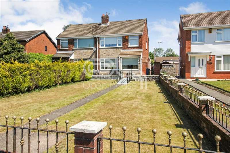 3 Bedrooms Semi Detached House for sale in Manchester Road, Ince, Wigan