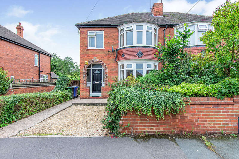 3 Bedrooms Semi Detached House for sale in Ardeen Road, Intake, DN2
