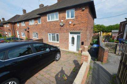 3 Bedrooms End Of Terrace House for sale in Spinkhill Drive, Sheffield, South Yorkshire