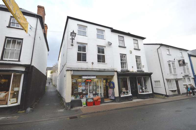 1 Bedroom Flat for rent in High Street, Kington