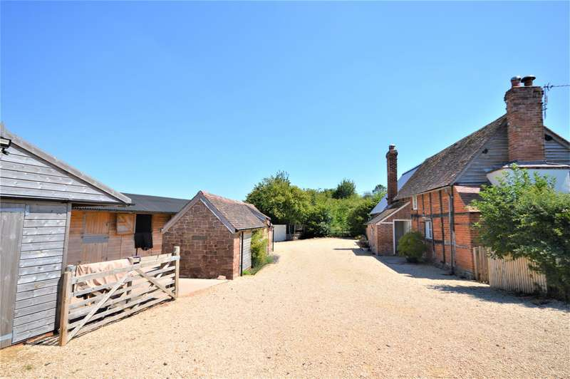 3 Bedrooms Detached House for sale in Canon Frome, Ledbury