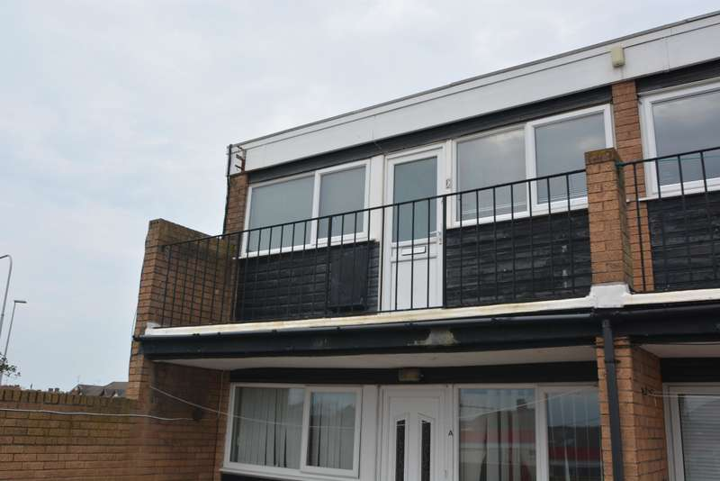 1 Bedroom Flat for sale in Talbot Lodge, Talbot Road, Blackpool, FY3 7AT