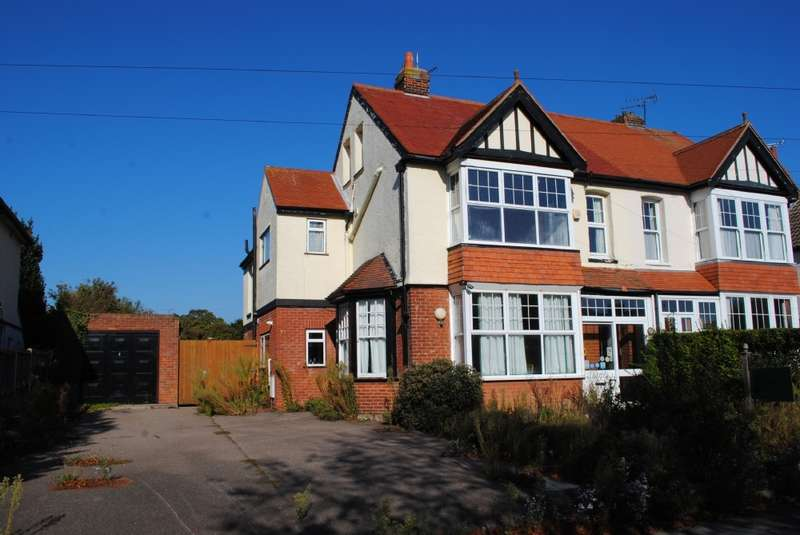8 Bedrooms Semi Detached House for sale in Hadleigh Road, Frinton