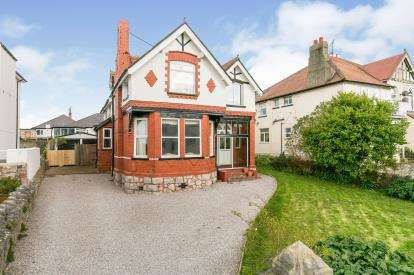 5 Bedrooms Detached House for sale in Abbey Road, Rhos On Sea, Colwyn Bay, Conwy, LL28