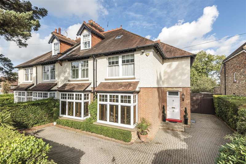5 Bedrooms House for sale in Barnet Lane, Elstree, Borehamwood