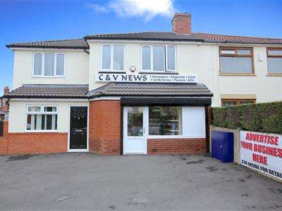 4 Bedrooms Shop Commercial for sale in Hampton Road, Failsworth, Manchester