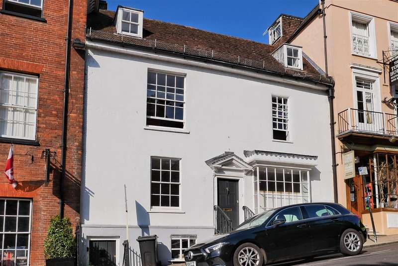 5 Bedrooms Terraced House for sale in High Street, Arundel