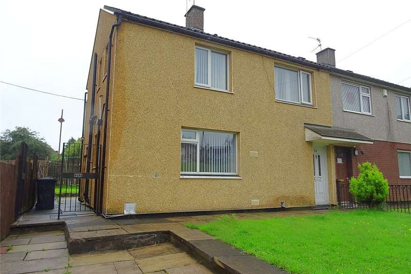 3 Bedrooms Semi Detached House for sale in Dorchester Crescent, Bradford, West Yorkshire, BD4