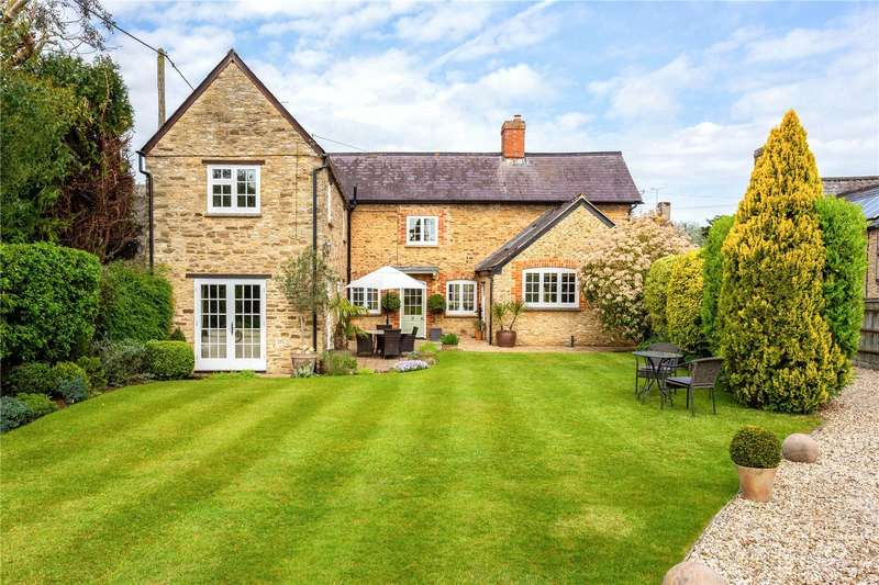 4 Bedrooms Detached House for sale in Orchard Road, Buckland, Faringdon, Oxfordshire, SN7
