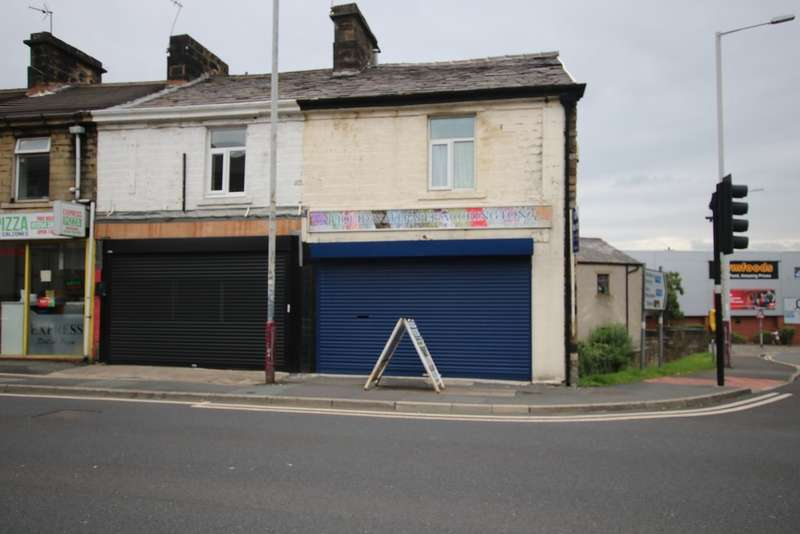 2 Bedrooms Commercial Property for sale in Blackburn Road, Accrington