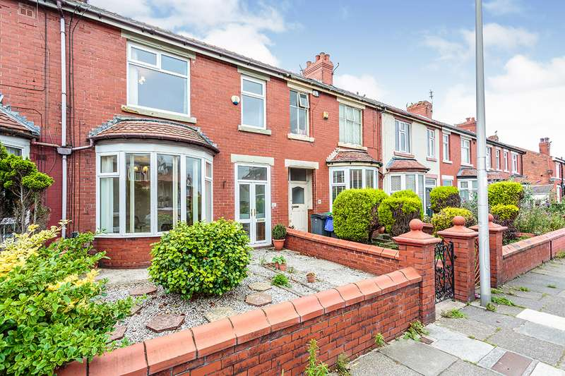 3 Bedrooms House for sale in Rectory Road, Blackpool, Lancashire, FY4
