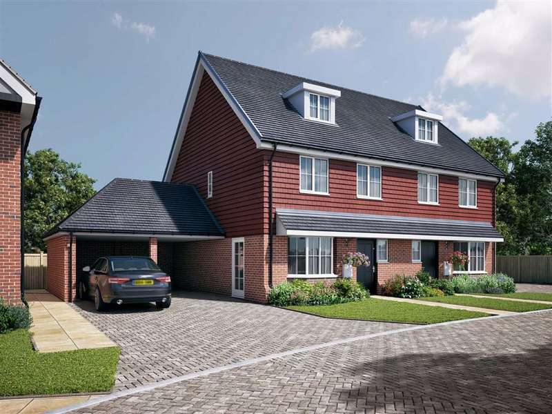 4 Bedrooms Semi Detached House for sale in Mulberry Place, Margate, Kent