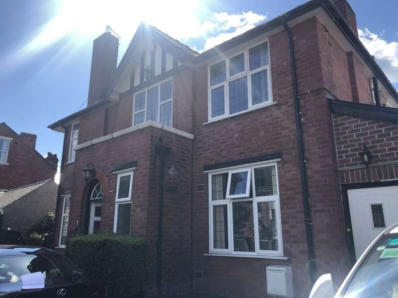 5 Bedrooms Detached House for sale in Scotland Road, Nottingham, NG5