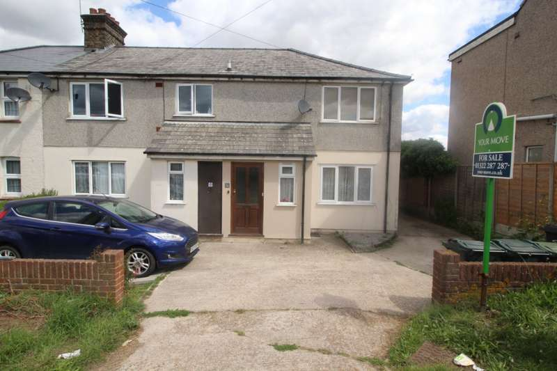 1 Bedroom Apartment Flat for sale in Watling Street, Dartford, Kent, DA2