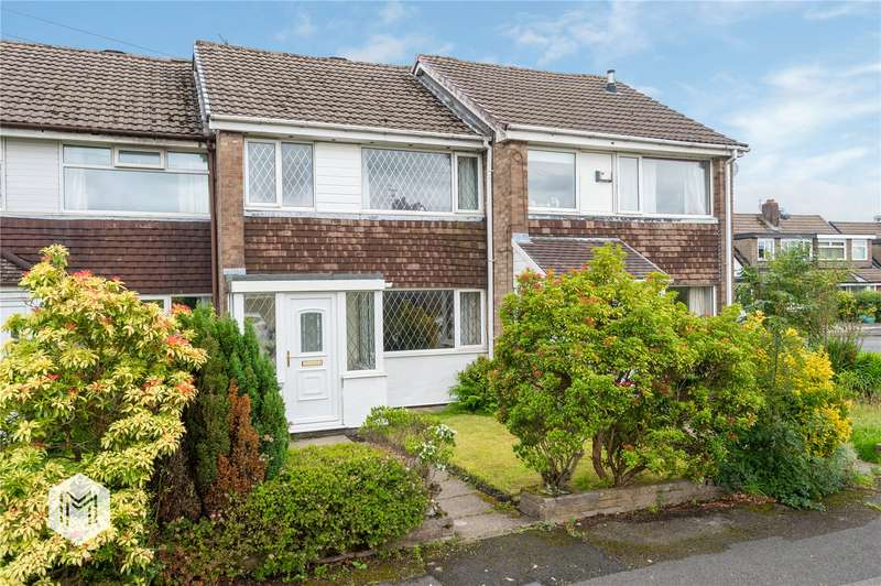 3 Bedrooms Town House for sale in Rosebank Close, Ainsworth, Bolton, Greater Manchester, BL2