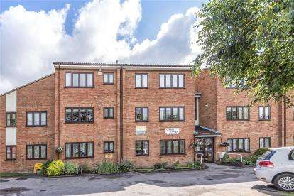2 Bedrooms Retirement Property for sale in Gable Lodge, Beckenham Road, West Wickham