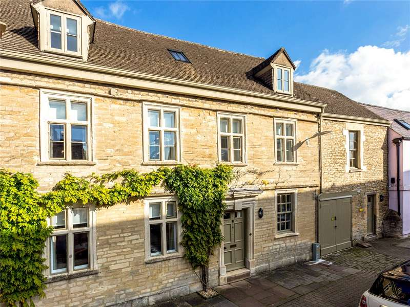 6 Bedrooms Terraced House for sale in Gloucester Street, Cirencester, Gloucestershire, GL7