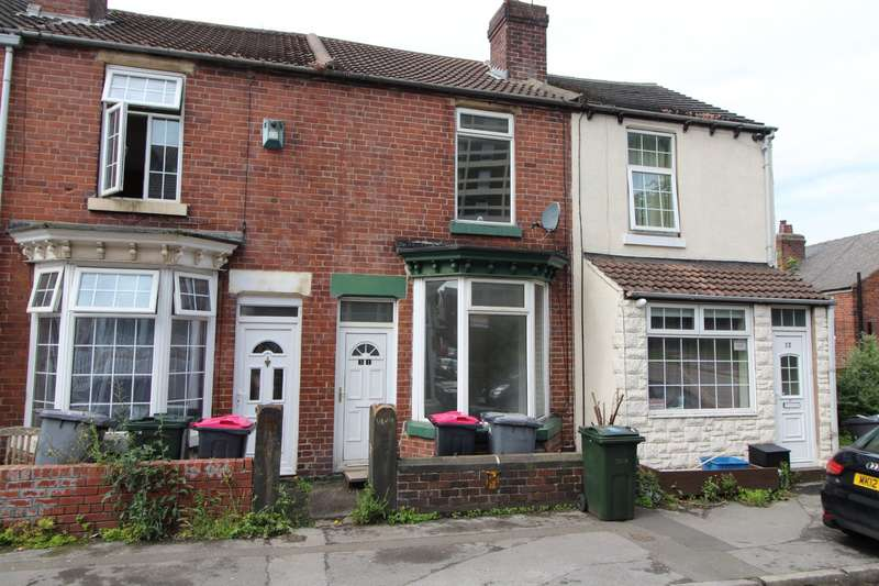2 Bedrooms House for sale in Allan Street, Rotherham, South Yorkshire, S65