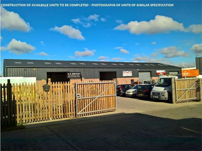 Commercial Property for rent in General Purpose Units, Charlesfield, St Boswells, Melrose, Scottish Borders