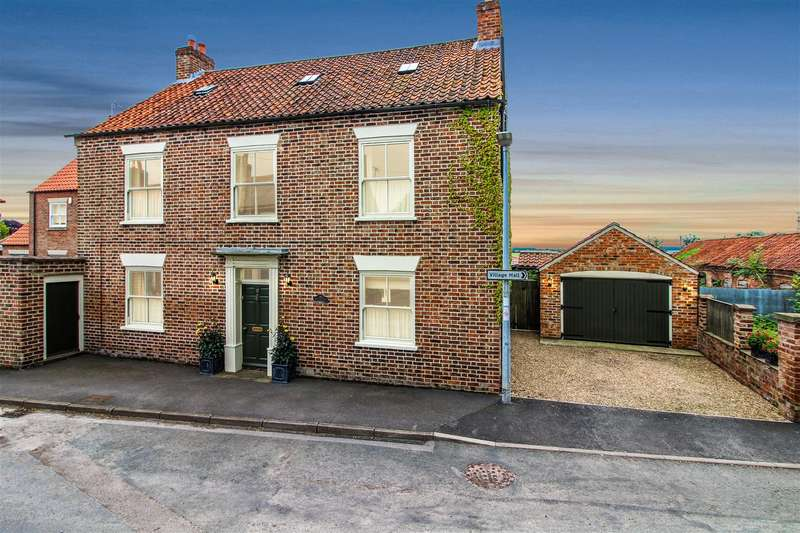 5 Bedrooms Detached House for sale in Pulham Lane, Wetwang, Driffield