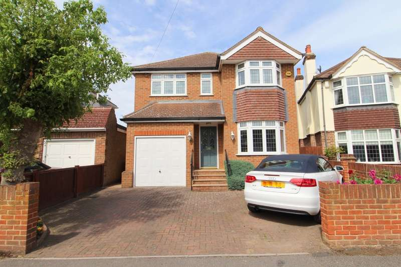 4 Bedrooms Detached House for sale in Ashview Gardens, Ashford