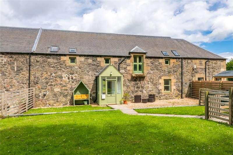 4 Bedrooms Terraced House for sale in 2 Blinkbonny Steading, Newburgh, Cupar, Fife, KY14