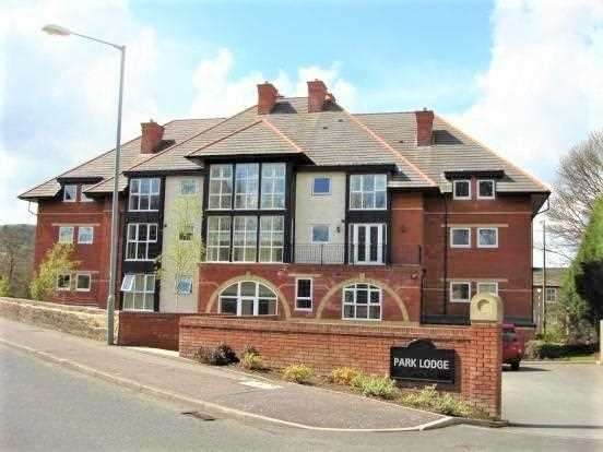 2 Bedrooms Apartment Flat for sale in Park Lodge, Blackburn