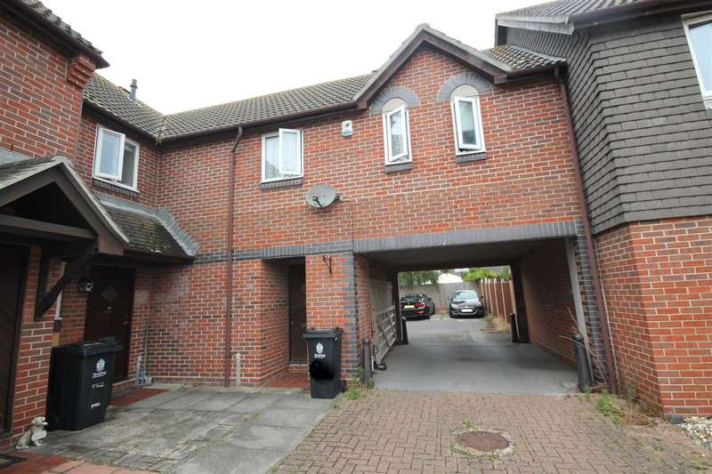 1 Bedroom Terraced House for sale in Weymouth Close, Clacton on Sea