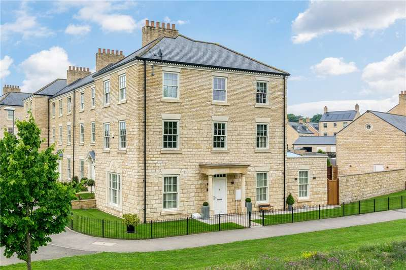 5 Bedrooms End Of Terrace House for sale in Riverside Walk, Boston Spa, Wetherby, West Yorkshire