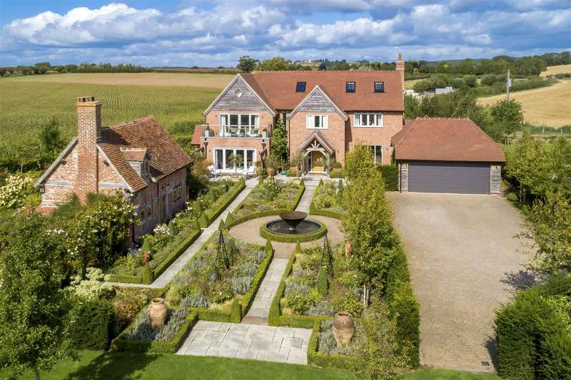 6 Bedrooms Detached House for sale in Grafton Lane, Ardens Grafton, Alcester, Warwickshire