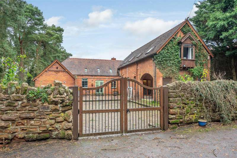 4 Bedrooms Property for sale in Kidderminster Road, Bewdley, Worcestershire