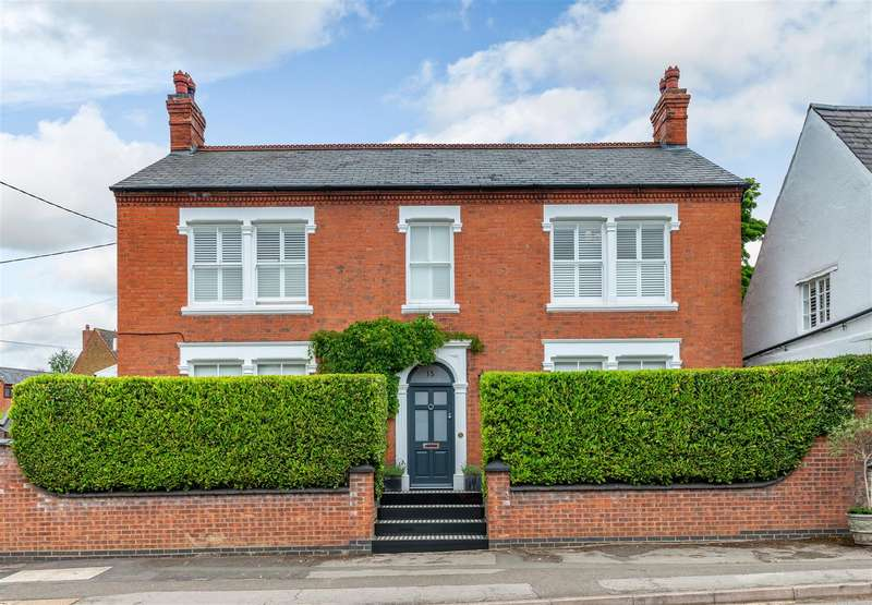 4 Bedrooms Detached House for sale in High Street, West Haddon, Northamptonshire