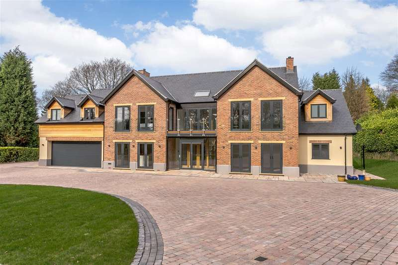 6 Bedrooms Detached House for sale in Beech Gate, Little Aston Park