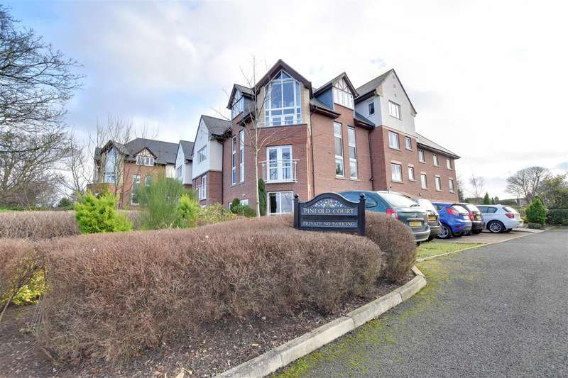 1 Bedroom Flat for rent in Pinfold Court, Cleadon, Sunderland