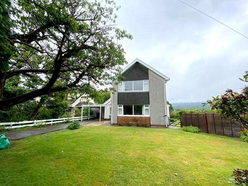 4 Bedrooms Detached House for sale in Pentwyn, Dyffryn Road, Bryncoch, Neath, Neath Port Talbot. SA10 7AQ