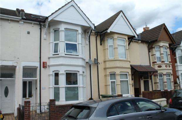 6 Bedrooms Terraced House for sale in Shadwell Road, Portsmouth, Hampshire