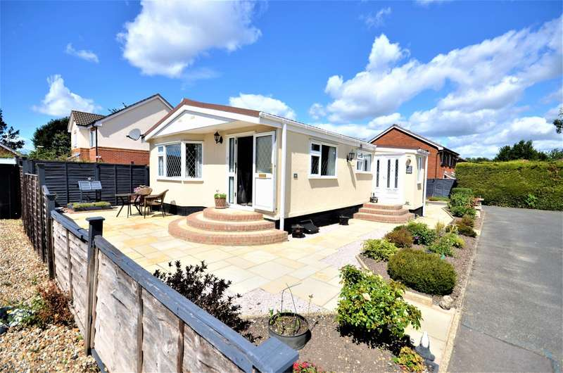 2 Bedrooms Mobile Home for sale in Moorgreen Park, Moorgreen Road, Southampton, SO30