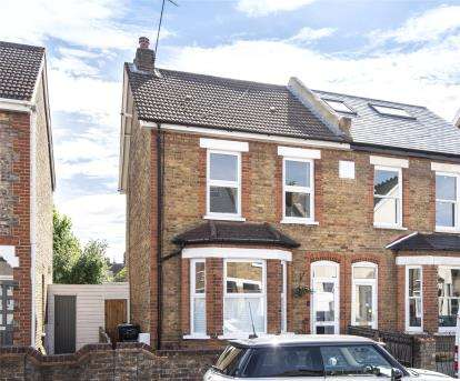 2 Bedrooms Semi Detached House for sale in West Street, Bromley
