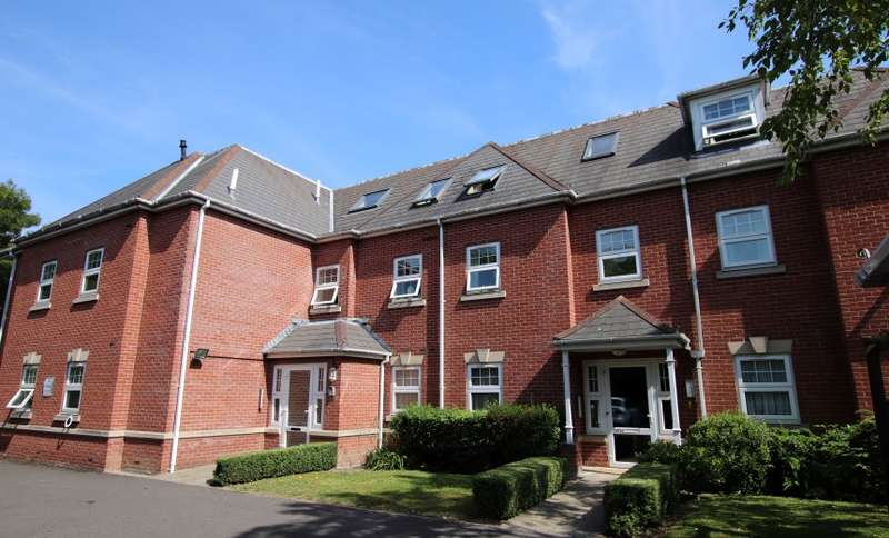 2 Bedrooms Apartment Flat for sale in Bethia Gate, Holdenhurst Road, Bournemouth, Dorset, BH8 9AW