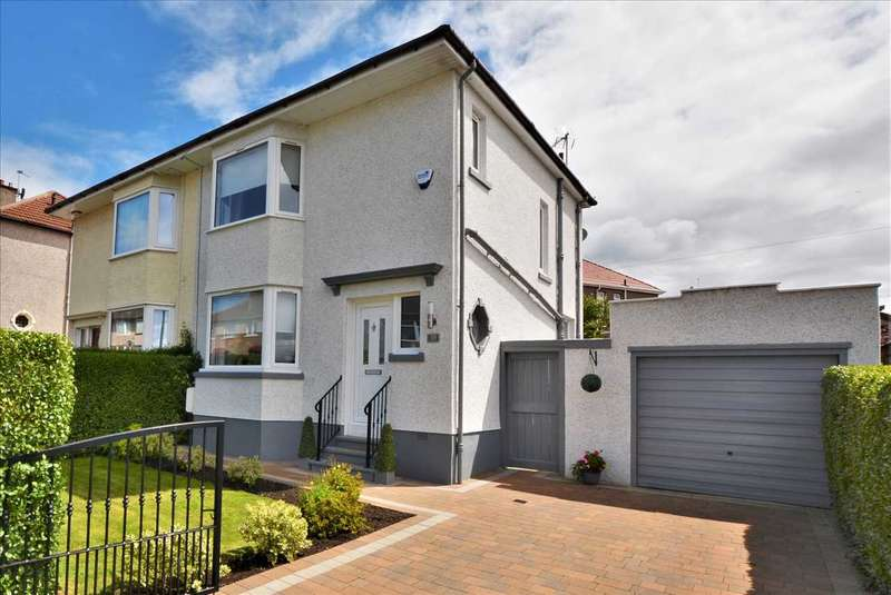 3 Bedrooms Semi Detached House for sale in Barrachnie Rd, Garrowhill, G69