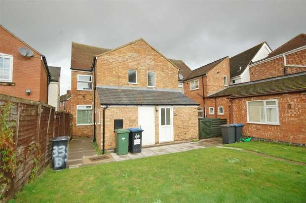 1 Bedroom Flat for rent in The Green, Bilton, Rugby