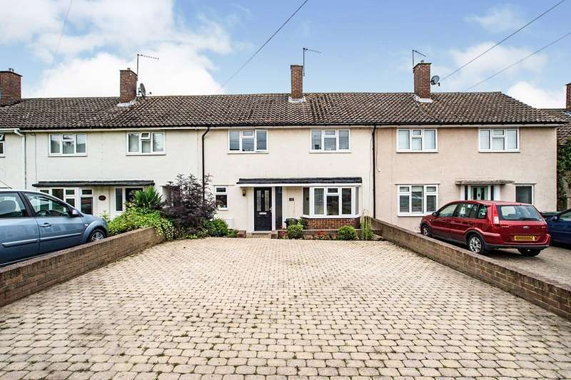 3 Bedrooms House for sale in Roseheath, Chaulden, Hemel Hempstead, Hertfordshire, HP1