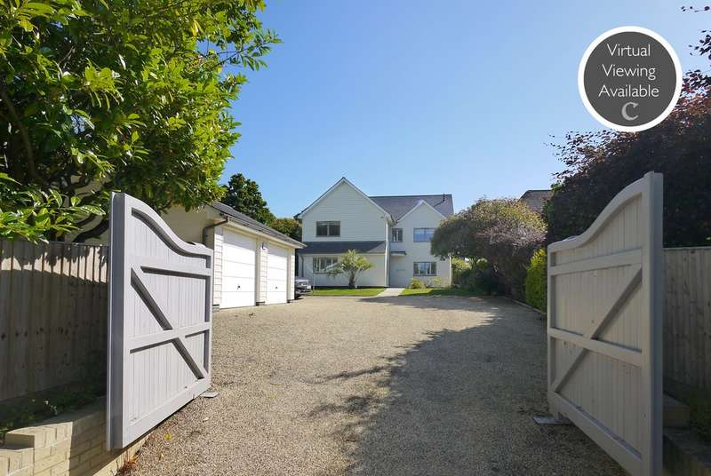 6 Bedrooms Detached House for sale in Belmore Lane, Lymington, Hampshire