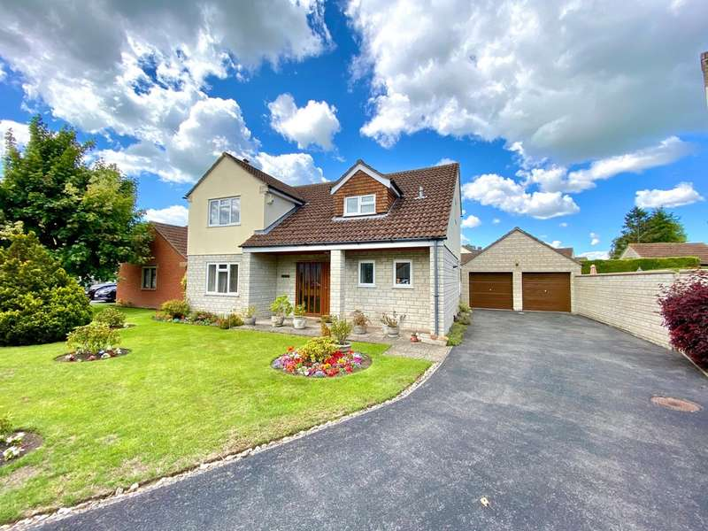 4 Bedrooms Detached House for sale in Petvin Close, Street